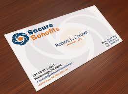 photo business card example