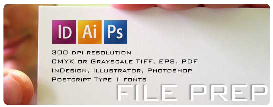 photo business card