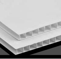 Coroplast, Corrugated Plastic Sheets