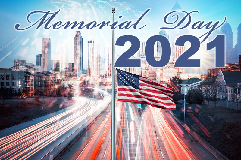 Memorial Day Remembrance & Hours